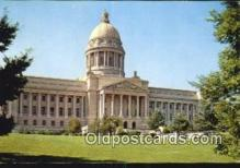 cap002221 - Frankfort, Kentucky, KY State Capital, Capitals Postcard Post Card USA