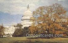 cap002241 - Washington DC State Capital, Capitals Postcard Post Card USA