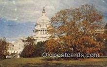 cap002242 - Washington DC State Capital, Capitals Postcard Post Card USA