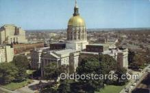 cap002245 - Atlanta, Georgia, GA State Capital, Capitals Postcard Post Card USA