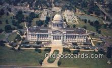 cap002256 - Little Rock, Arkansas, AR State Capital, Capitals Postcard Post Card USA