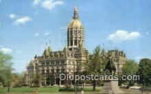 cap002259 - Hartford, Connecticut, CT State Capital, Capitals Postcard Post Card USA