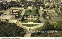 cap002262 - Dover, Delaware, DE  State Capital, Capitals Postcard Post Card USA