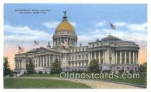 cap002266 - Jackson, Mississippi, MS State Capital, Capitals Postcard Post Card USA