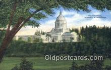 cap002268 - Olympia, Washington, WA  State Capital, Capitals Postcard Post Card USA