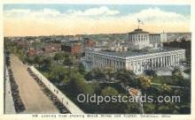 cap002277 - Columbus, Ohio, OH  State Capital, Capitals Postcard Post Card USA