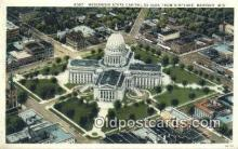 cap002280 - Madison, Wisconsin, WI State Capital, Capitals Postcard Post Card USA