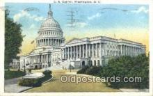 cap002282 - Washington DC State Capital, Capitals Postcard Post Card USA