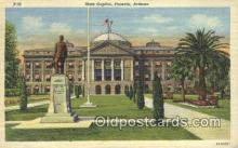 cap002287 - Phoenix, Arizona, AZ State Capital, Capitals Postcard Post Card USA