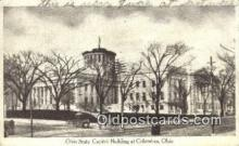 cap002290 - Columbus, Ohio, OH  State Capital, Capitals Postcard Post Card USA