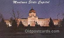 cap002301 - Helena, Montana, MT  State Capital, Capitals Postcard Post Card USA