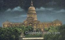 cap002303 - Austin, Texas, TX State Capital, Capitals Postcard Post Card USA