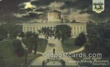 cap002304 - Columbus, Ohio, OH  State Capital, Capitals Postcard Post Card USA