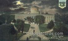 cap002305 - Columbus, Ohio, OH  State Capital, Capitals Postcard Post Card USA