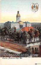 cap002313 - Capitol Jefferson City, MO, USA Postcard Post Card