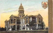 cap002329 - State Capitol Cheyenne, Wyoming, USA Postcard Post Card