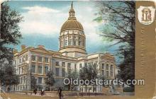 cap002340 - State Capitol Atlanta, GA, USA Postcard Post Card