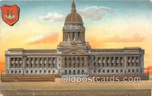cap002353 - Kentucky New State Capitol Frankfort, KY, USA Postcard Post Card