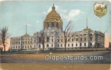 cap002358 - State Capitol St Paul, Minn, USA Postcard Post Card