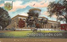 cap002374 - State Capitol Columbus, Ohio, USA Postcard Post Card
