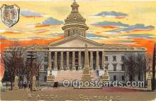 cap002379 - State Capitol Columbia, SC, USA Postcard Post Card