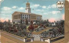 cap002381 - State Capitol Nashville, TN, USA Postcard Post Card
