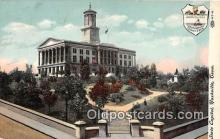 cap002450 - State Capitol Nashville, TN, USA Postcard Post Card