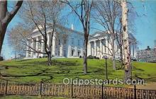 cap002485 - Virginia State Capitol Richmond, VA, USA Postcard Post Card