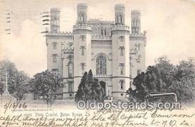 cap002491 - State Capitol Baton Rouge, LA, USA Postcard Post Card