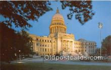 cap002493 - Idaho State Capitol Boise, Idaho, USA Postcard Post Card