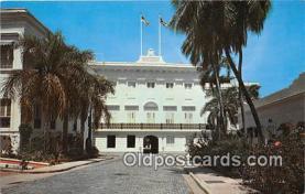cap002551 - Fortaleza, Governor's Residence San Juan, Puerto Rico Postcard Post Card