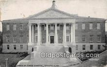 cap002553 - Annex of State Capitol Annapolis, MD, USA Postcard Post Card
