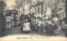 Nantes, France 1925