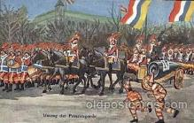 car001059 - Carnival Parade, Parades Postcard Post Card