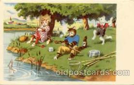cat001008 - Cat Cats Postcard Post Card