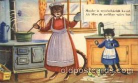 cat001121 - Cat, Cats, Postcard Post Card