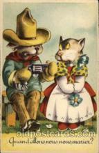 cat001128 - Cat, Cats, Postcard Post Card