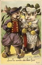 cat001131 - Cat, Cats, Postcard Post Card