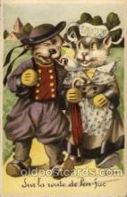 cat001133 - Cat, Cats, Postcard Post Card