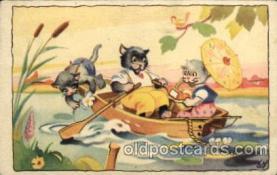 cat001140 - Cat, Cats, Postcard Post Card