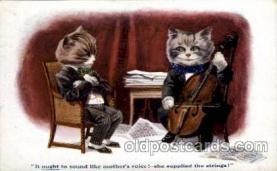 cat001141 - Cat, Cats, Postcard Post Card