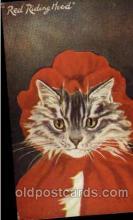 cat001192 - Artist Barnes, Cat Cats Postcard Post Card