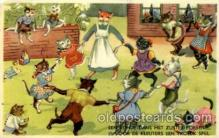 cat001549 - Cat Cats, Post Card, Post Card