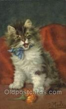 cat001845 - #165 Artist Merlin Old Vintage Antique Post Card Post Card