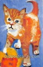 cat002092 - North Shore Animal League Adopt a Pet Postcard Post Card