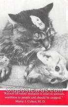 cat002101 - Murry J Cohen, MD Postcard Post Card