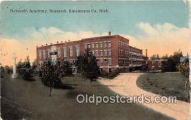 cau001090 - College Vintage Postcard