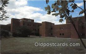 cau001092 - College Vintage Postcard