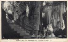 cav001022 - Luray Viginia, VA, USA Cave Caves Post Card Postcard