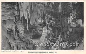 cav001069 - Cave, Caverns, Vintage Postcard